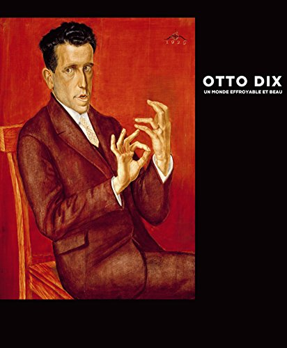 9783791350219: Otto dix un monde effroyable et beau (expo montr al) /français