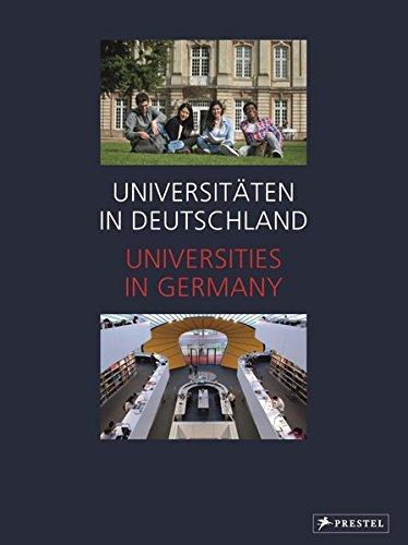 9783791350295: Universitaten in Deutschland / Universities in Germany: Billingual Edition German-English (English and German Edition)
