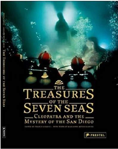 9783791350967: The Treasures of the Seven Seas /Anglais