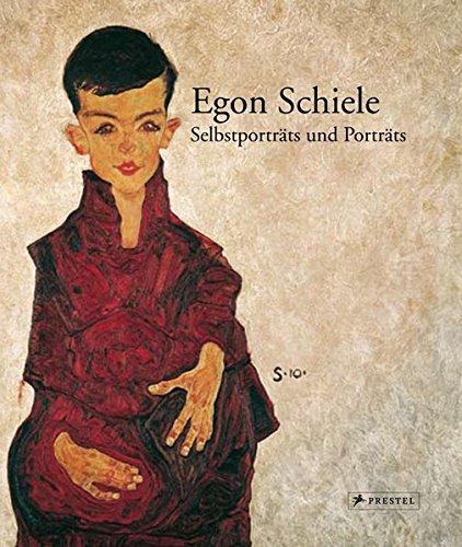 9783791351087: Egon Schiele: Selbstporträts und Porträts