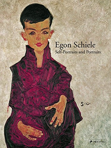9783791351094: Egon Schiele: Self-portraits and Portraits