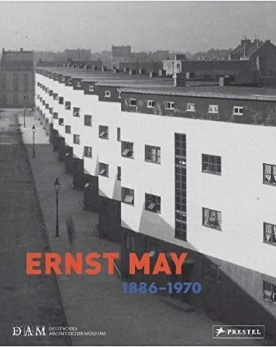 9783791351322: Ernst may 1886-1970 /anglais