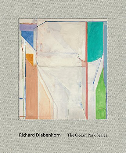 9783791351384: Richard Diebenkorn: The Ocean Park Series