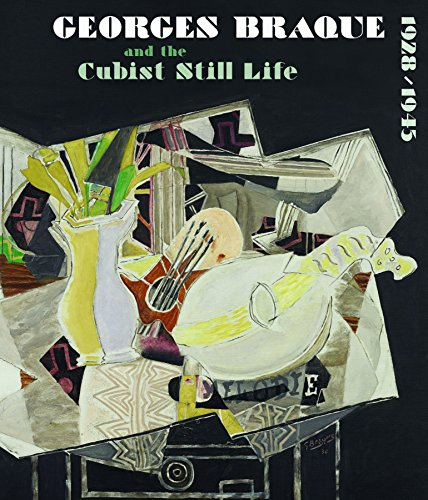 9783791352701: Georges Braque and the Cubist Still Life, 1928 -1945
