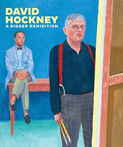 9783791353340: David Hockney: A Bigger Exhibition