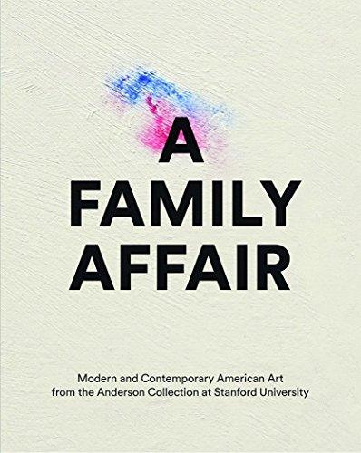 A Family Affair: Modern and Contemporary American: Rachel Teagle,John Seed,Karen