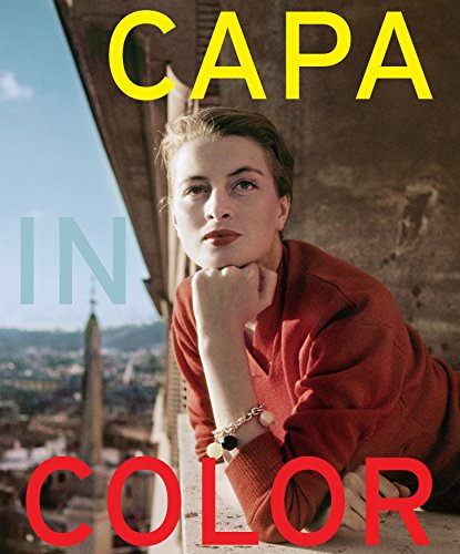 Capa in Colour: Cynthia Young