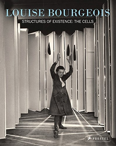 9783791354071: Louise Bourgeois Structures Of Existence