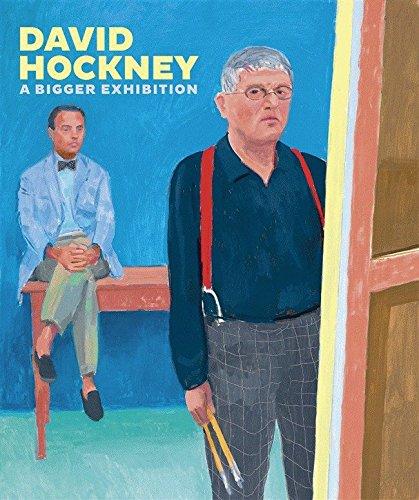 9783791354231: David Hockney: A Bigger Exhibition