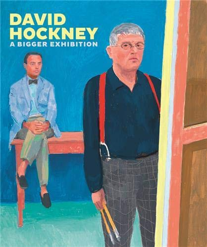 9783791354231: David Hockney: A Bigger Exhibition