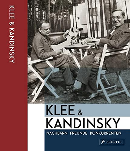 Klee & Kandinsky: Vivian Endicott Barnett