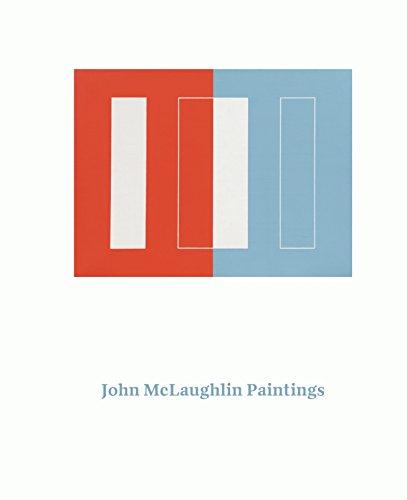 JOHN MCLAUGHLIN: Paintings. Total Abstraction: Barron, Stephanie et