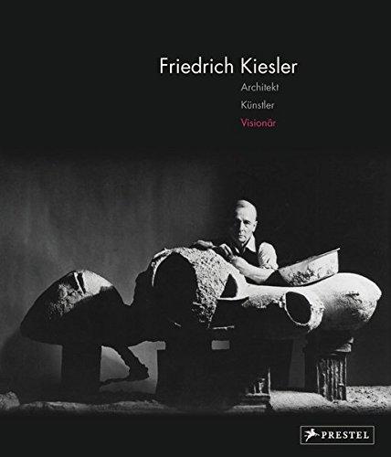 9783791356440: Friedrich Kiesler