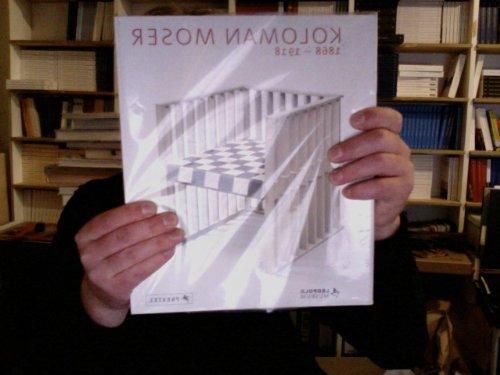 9783791361390: Koloman Moser 1868-1918