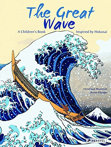 9783791370583: The Great Wave: A Children's Book Inspired by Hokusai