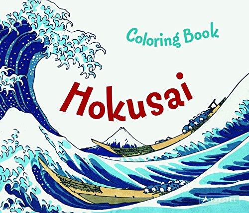 Coloring Book Hokusai: Krause, Maria