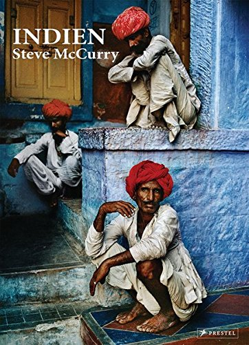 Steve McCurry. Indien: William Dalrymple