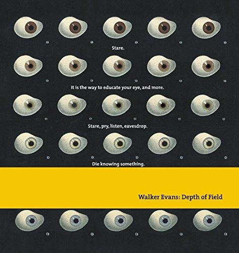 Walker Evans: Depth Of Field: Hill, John T.; Liesbrock, Heinz