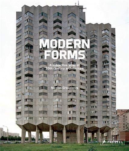 Modern Forms (Hardcover): Nicolas Grospierre