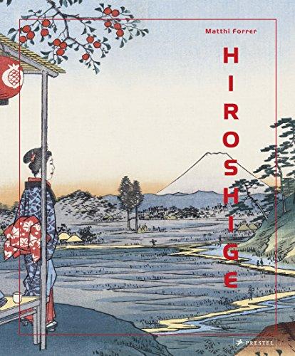 9783791382654: Hiroshige
