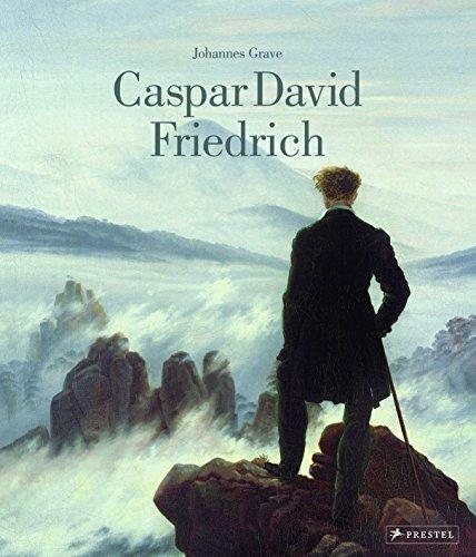 9783791383576: Caspar David Friedrich