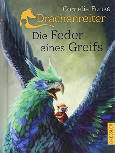 9783791500119: Drachenreiter -Die Feder eines Greifs