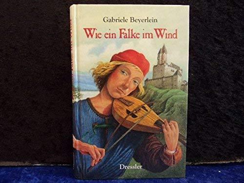 9783791503714: Wie ein Falke im Wind (German Edition)