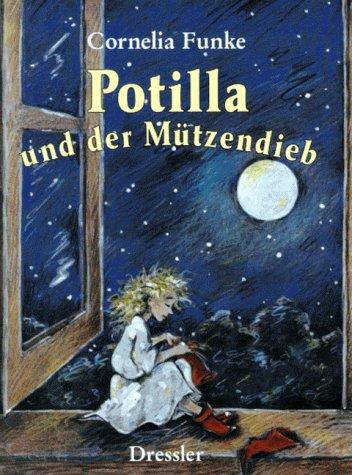 9783791504445: Potilla und der Mützendieb