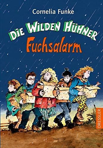 9783791504568: Die Wilden Hühner. Fuchsalarm. ( Ab 10 J.).