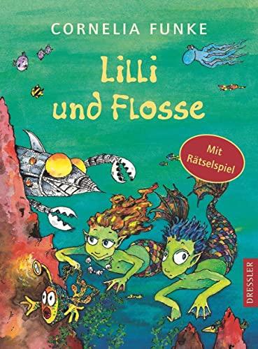 9783791504698: Lilli und Flosse: Mit Rätselspiel