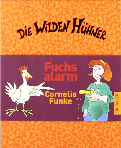 9783791504827: Die Wilden Hühner. Fuchsalarm