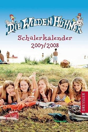9783791507040: Die Wilden Huehner Schuelerkal