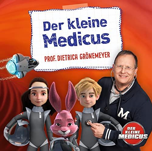Der kleine Medicus (CD); Hörspiel, ca. 75