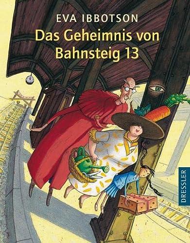 9783791510064: Das Geheimnis von Bahnsteig 13