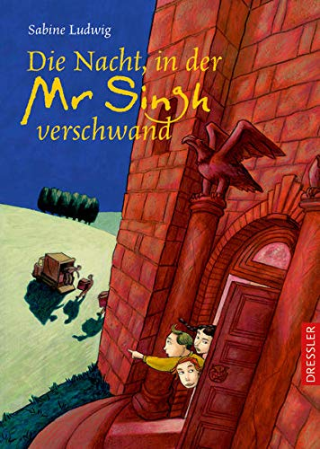 9783791511962: Die Nacht, in der Mr. Singh verschwand