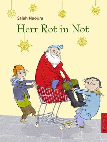 9783791514253: Herr Rot in Not: Eine verrückte Weihnachtsgeschichte
