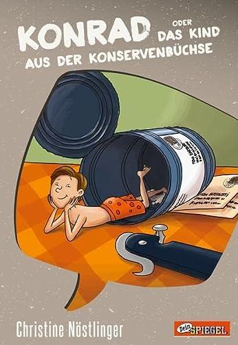 9783791514512: Konrad oder Das Kind aus der Konservenb�chse (Dein Spiegel-Edition)