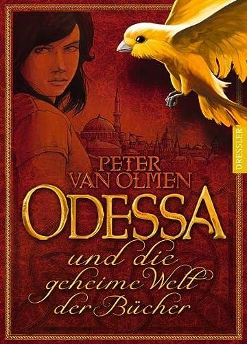 9783791515045: Odessa und die geheime Welt