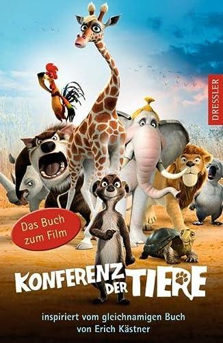 Konferenz der Tiere (Filmbuch): Kästner, Erich /