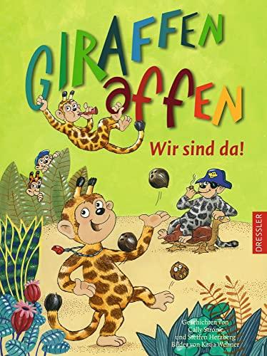 9783791519357: Giraffenaffen 01 - Wir sind da!