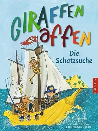 9783791519364: Giraffenaffen 02 - Die Schatzsuche