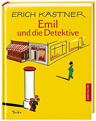 9783791530123: Emil und die Detektive: Ein Roman für Kinder