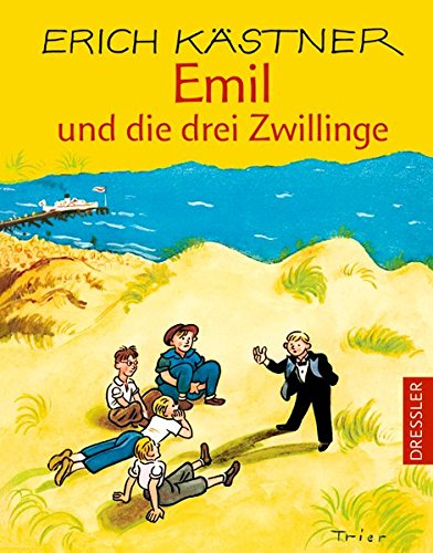 9783791530130: Emil Und Die Drei Zwillinge
