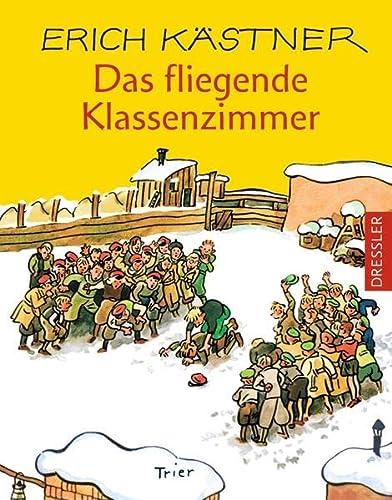 Das fliegende Klassenzimmer : e. Roman für Kinder. von. Ill. von Walter Trier - Kästner, Erich