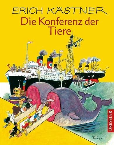 Die Konferenz Der Tiere (German Edition): Kastner, Erich
