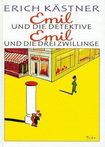 9783791530314: Emil und die Detektive/Emil und die drei Zwillinge. Sonderausgabe zum 100. Geburtstag von Erich Kästner