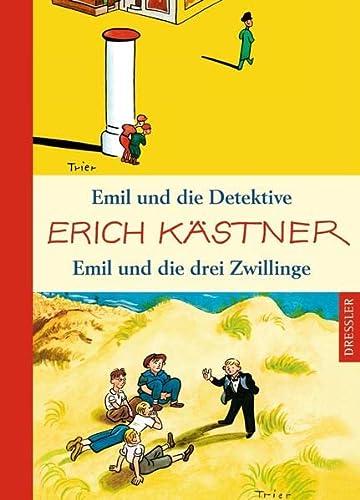 9783791530536: Emil und die Detektive. Emil und die drei Zwillinge (Doppelband)
