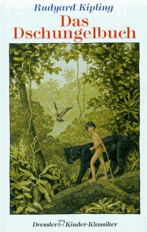 Das Dschungelbuch (German Edition): Kipling, Rudyard