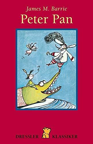 9783791535890: Peter Pan Auf Deutsch (German Edition)