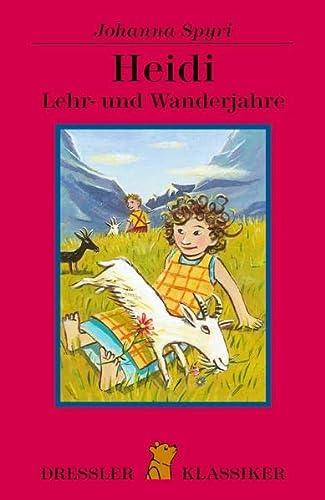 9783791535944: Heidi Auf Deutsch (German Edition)